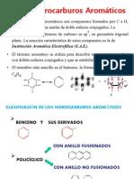 Unidad III. Aromaticos Clases 2014
