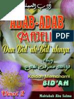 Adabul Majelis - Abu Salma Al Atsari