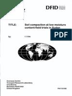 Soil practice