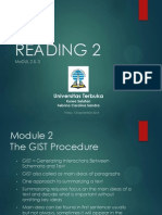 READING II - Modul 2&3-Febrina Carolina Sandra.pptx