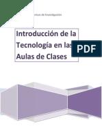 Metodo y Tecnicas- Tecnologia en Las Aulas de Clase