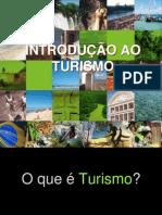 Turismo Introdução