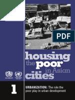 QG1 Urbanization
