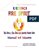 Reiki Fire Spirit Manual Del Maestro