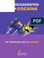 Folleto Cocaina