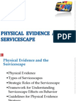Service marketing-physical evidence