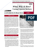 CIP03-Crazing Concrete Surfaces