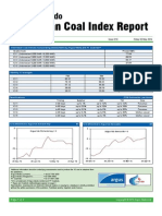 Indonesia Coal price Index 02 May 2014