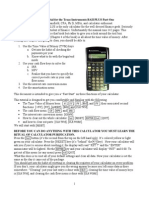 Calculator Tutorial