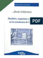 ALFREDO EIDELSZTEIN Modelos Esquemas y Grafos en La Ensenanza de Lacan