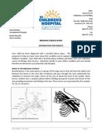 Brachial Plexus Information for Parents F INTERESANT