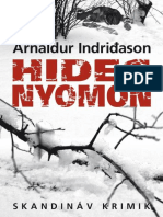Arnaldur - Indridason - Hideg NyomonV32
