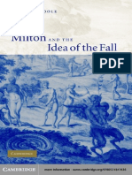 [William Poole] Milton and the Idea of the Fall