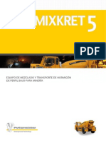 Catálogo MIXKRET5