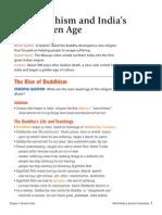 Buddhism and India