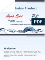 Package Drinking Water Manufacturer