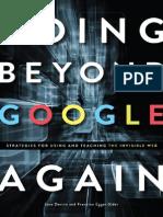 Going Beyond Google Again