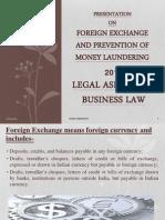 Foriegn Exchange Ppt-final