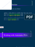 Working With Oracle Automatic PGA