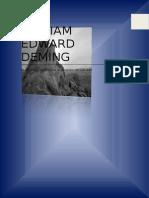 William Deming Monografia