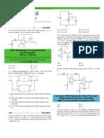 Analog Circuits 4