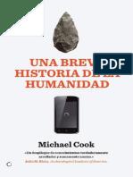 Una Breve Historia de La Humanidad - Cook, Michael