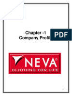 Neva Marketing Project