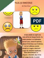 Copilul Si Emotiile