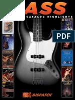 Misc Guitar Bass Fall Md Bass 2013