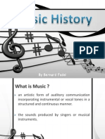 History of Music (2)