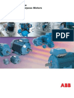 ABB General Purpose Motors