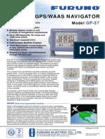 GP37 Brochure