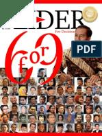 Majalah Lider Edisi Khusus - Salam Indonesiasatu Publish