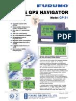 GP31 Brochure