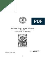 [Ovni] Armes Secrètes Nazies, Du V7 Au B2 - Thierry Garnier 2003 - 13p