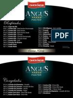 Catálogo Angus - Carnes Nobres