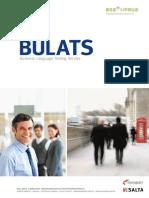 BULATS General Infos