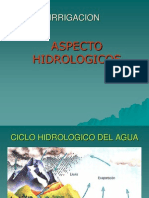 Clase 1-Aspectos Hidrologicos