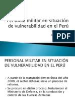 Servicio Militar -Obando