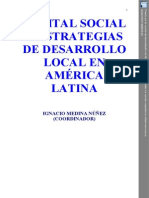 Capital Social y Estrategias de Desarrollo Local en América Latina