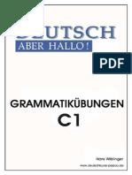 Gramatica c1