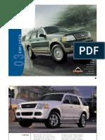 Ford US Explorer 2003