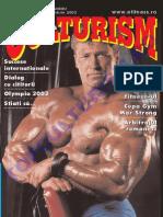 Culturism 134 10 2002