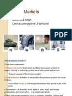 B 2 B Markets