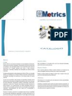 Catalogo de Neumatica METRICS