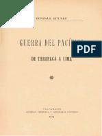GDP Tomo 2 Gonzalo Bulnes de Tarapaca a Lima.1914