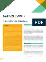 AP - Benefits of Open Data