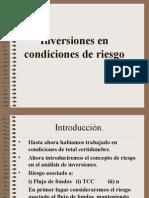 4.Inversiones en Cond. de Riesgo