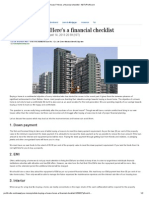 Buying a House_ Heres a Financial Checklist - NDTVProfit