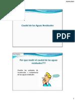 Sesion 3_Calculo de Caudales